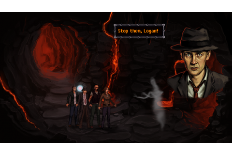 REVIEW / Unavowed (PC) - That VideoGame Blog