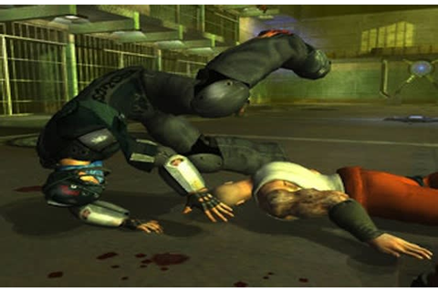 Deathrow - The 15 Most Violent Sports Video Games | Complex