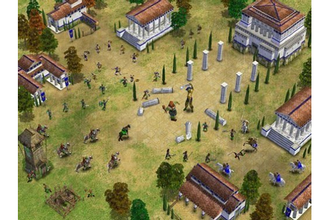 Age of Mythology Review - Games Finder