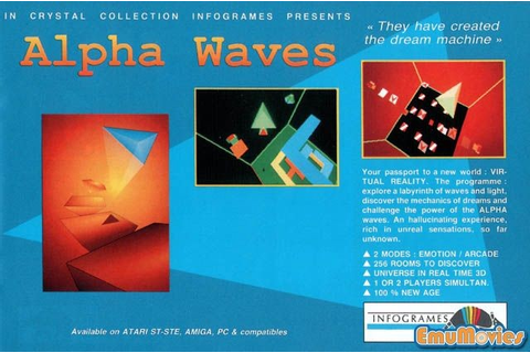 Alpha Waves - Ultimate History of Video games