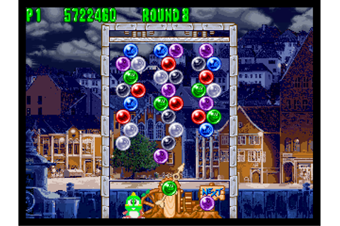 Puzzle Bobble 2 / Bust-A-Move Again ROM