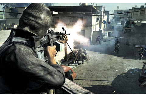 Call Of Duty 4 Modern Warfare Game | FullTeknologi