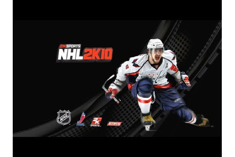 Hockey Game History - NHL 2K10 - YouTube