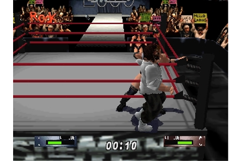WWF WrestleMania 2000 (Europe) ROM