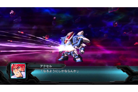 Super Robot Taisen OG 2nd ~Ashsaber All Attacks~ - YouTube