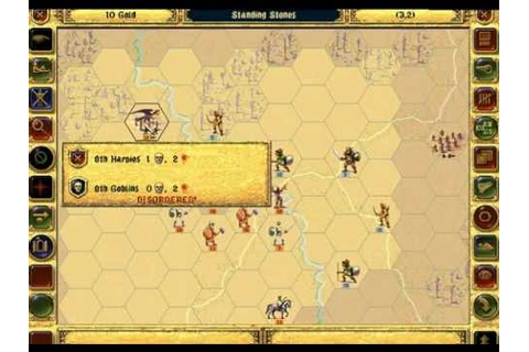 IE 21 PC games preview - Fantasy General (1996) - YouTube