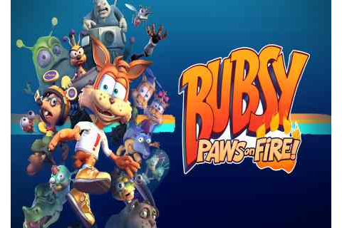 Download Bubsy Paws on Fire Game For PC Free Full Version