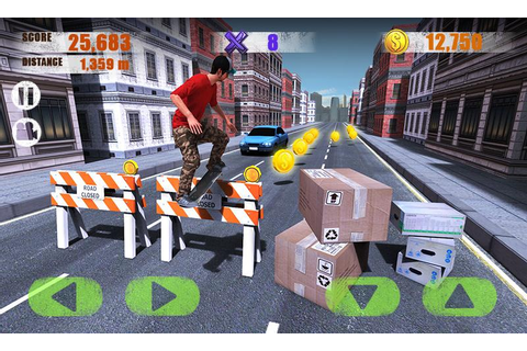 Street Skater 3D - Android Apps on Google Play