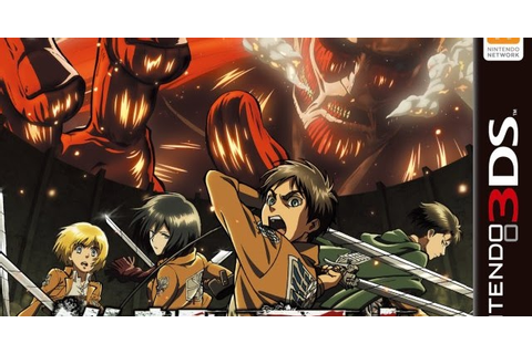 Shingeki no Kyojin: Humanity in Chains Descargar | GAMERVEN