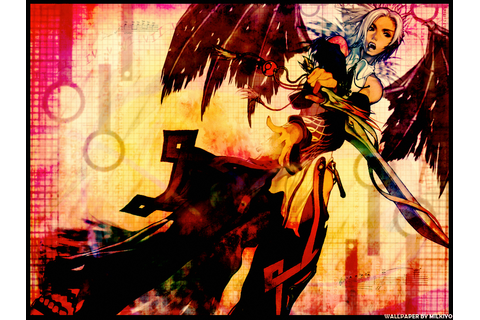 Magna Carta: Crimson Stigmata Wallpaper: Demon From Hell ...