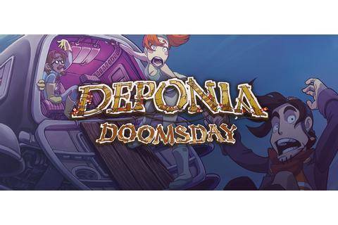 Deponia Doomsday - Download