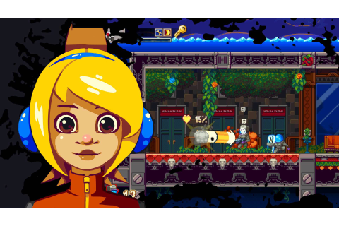 Download Iconoclasts Game HD Wallpapers