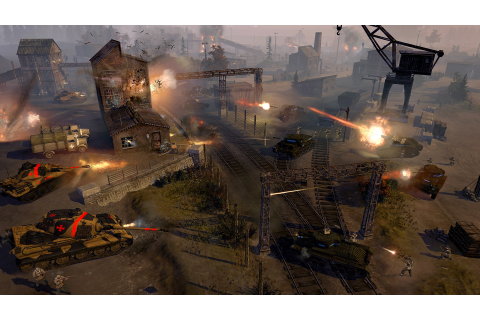 Company of Heroes 2 is changing a lot with its new British ...