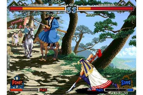 Last Blade 2, The - Videogame by SNK