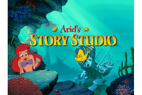 The Collection Chamber: DISNEY'S ARIEL'S STORY STUDIO