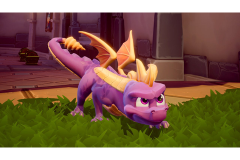 Spyro Reignited Trilogy Announced, Release Date Revealed - IGN