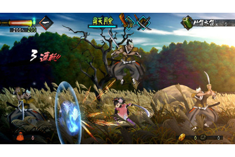 The Wii exclusive Muramasa: The Demon Blade is coming to ...