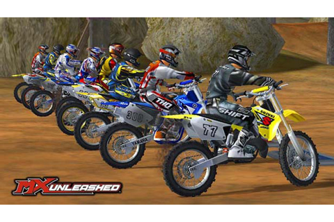 MX Unleashed Game | PS2 - PlayStation