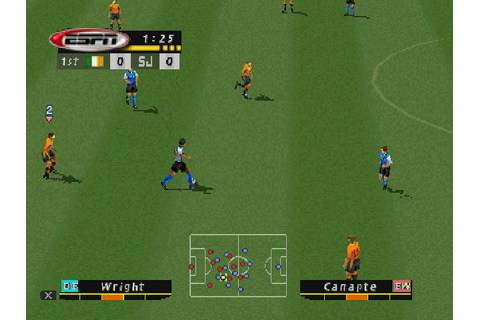 ESPN MLS GameNight (USA) PSP Eboot - CDRomance