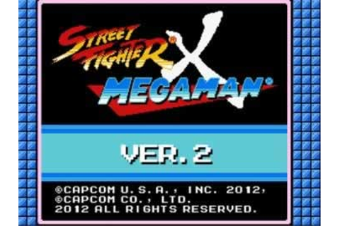 Street Fighter X Mega Man Game - Download and Play Free ...