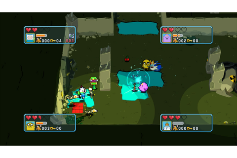 » Adventure Time : Explore le Donjon et Pose pas de ...