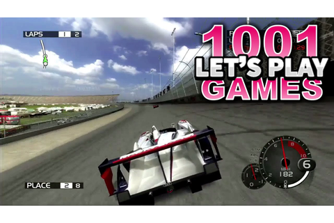 Forza Motorsport 2 (Xbox 360) - Let's Play 1001 Games ...