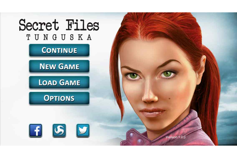 Secret Files Tunguska review (iOS / Universal ...