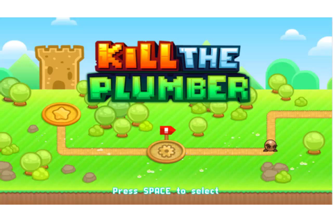 Kill The Plumber 100% Walkthrough [FULL GAME] - YouTube