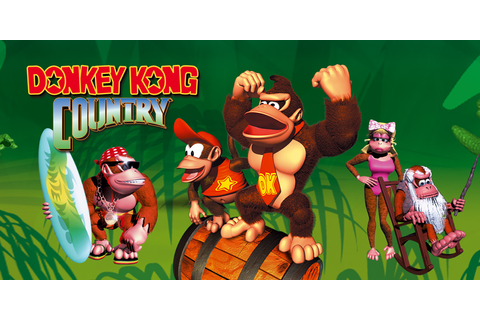 Donkey Kong Country | Super Nintendo | Games | Nintendo
