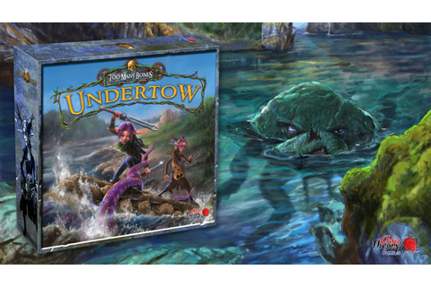 Too Many Bones: Undertow by Josh & Adam Carlson — Kickstarter