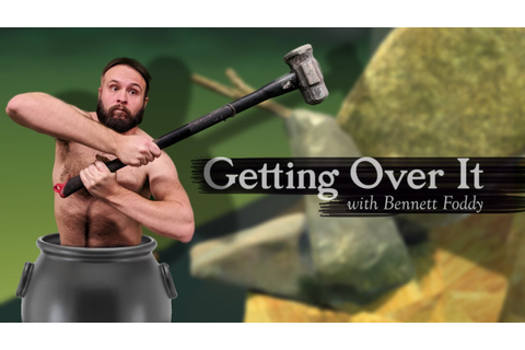 GRIP IT GOOD - Getting Over It with Bennett Foddy Gameplay ...
