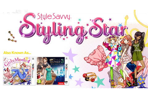 Style Savvy Styling Star |OT| the New Style Boutique | NeoGAF