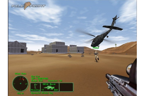 My First Game: Delta Force: Land Warrior : gaming