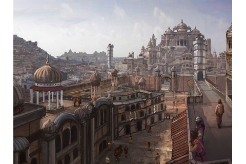 Unrest : An Unconventional RPG Set in Ancient India by ...