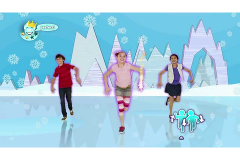 Yo Gabba Gabba - The Freeze Game | Just Dance Kids 2014 ...