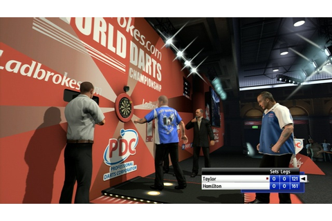 PDC World Championship Darts: Pro Tour - PS3 Review ...