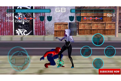Spider Fighter Game | spider group fighting games | games ...