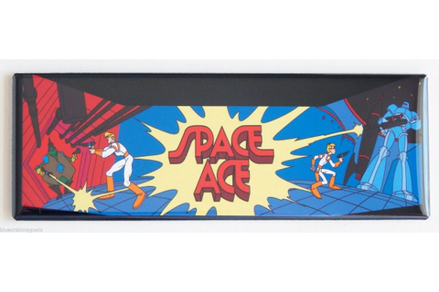Space Ace Arcade Game - mayclypload
