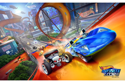 Mattel Launches Hot Wheels Infinite Loop for Android and iOS
