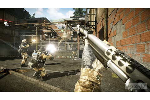 Warface screenshots show the shooter's campaign | VG247