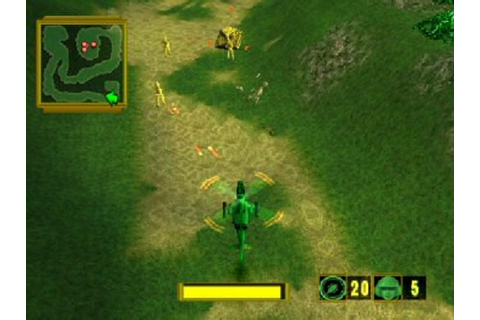 Army Men Air Attack 2 Sony Playstation 2 Game