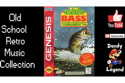 TNN Outdoors Bass Tournament 96 - My Fish Has Gone - YouTube