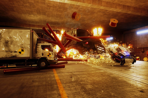 Burnout creators spin off Crash Mode into its own game ...