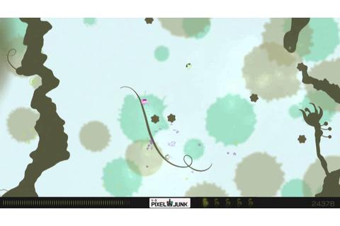 Pixeljunk Eden - Trailer - YouTube