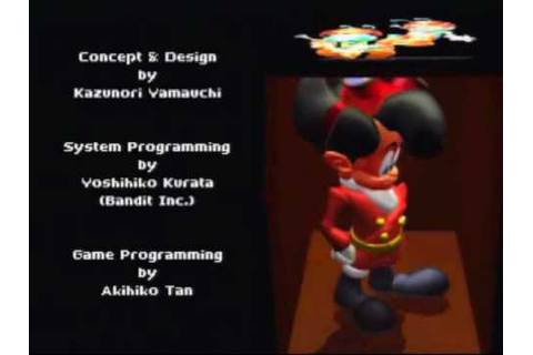Motor Toon Grand Prix (2) Ending - Playstation - YouTube