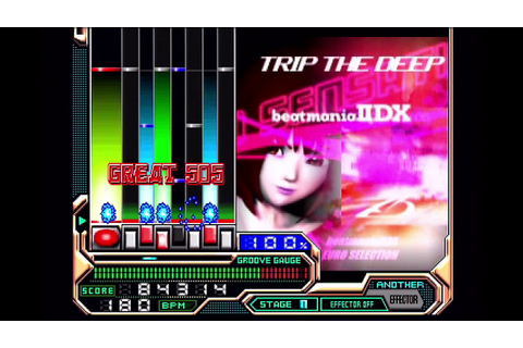 Beatmania IIDX 4th Style - FANTASY [ANOTHER] - YouTube
