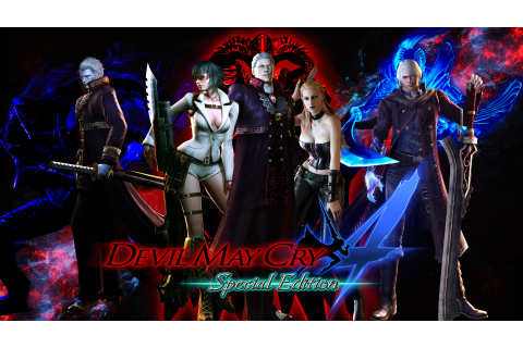 Devil May Cry 4: Special Edition by Demonslayer1337 on ...