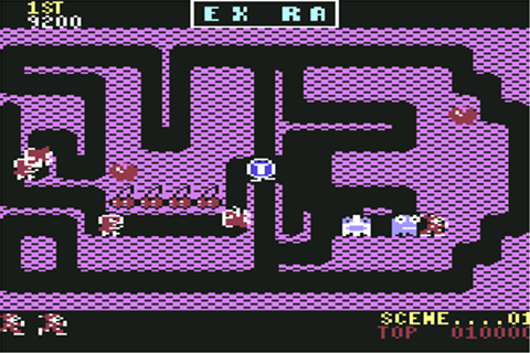 Download Mr Mephisto (Commodore 64) - My Abandonware