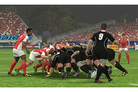 Opinions on world rugby video game