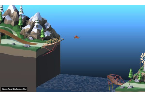Poly Bridge 2 PC Game - Free Download Full Version